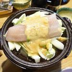 ホッケのちゃんちゃん焼き(通年)
