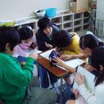 モザイクタイル絵のデザインを皆で考える@三宿小学校