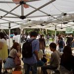 骨髄移植推進活動@成城大学