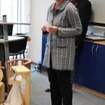 Martina Neumann, Vertreterin der Firma Eisen Trabandt