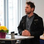 Organisator und Praxislehrer Frank Beese