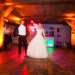 Der Hochzeitstanz 3 - geschafft ;-)