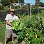 Being able to grow our own healthy food is such a buzz...