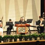 母校、中央音学院での演奏