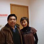 陳耀星先生と