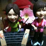 ママと私の人形☆