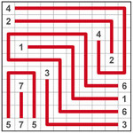 Lösung Dedalo Rätsel Nr. 15