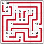 Lösung Dedalo Rätsel Nr. 23