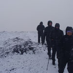 A new try to reach the top of Mt. Hekla on the 03.09.2014