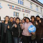 Стажировка для специалистов по дошкольному образованию в Праге. Декабрь 2018