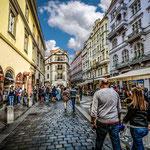 Весенние каникулы в Праге вместе с Ahoj!Student