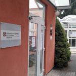 Здание нашего колледжа в Праге находится рядом с метро Budějovická