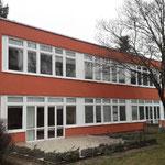 Здание нашего колледжа в Праге