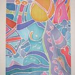Sexuality, 1991, 29x21cm