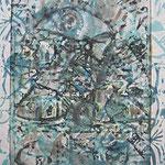 Freunde der Nacht, 1991, 40x30cm