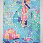 Wohn-heimat, 1990, 29x20cm