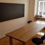 Schreibtisch_Eiche / Schreibtafel_Magnetisch