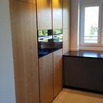 Küche_Mineralwerkstoff/Eiche/Ultramatt