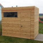Gartenhaus_Lärche