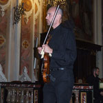 Alberto Asero, violino, Matteo Pasqualini, clavicembalo