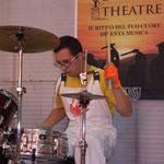 Drum Theathre in azione