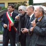 Le autorità ed il Prof Meluzzi