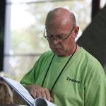 Trainer Dieter Hinze
