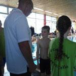 Dieter und seine Schwimmer