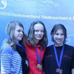 3 fache Landesmeisterin Alina v. Bestenbostel, Jg. 1998, mitte