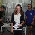 Alina 2. Platz Kombinationswertung