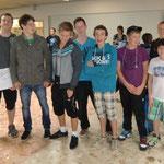 Jungen ALtersklasse II