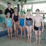 Fördergruppe mit Trainer 2 - Annabel
