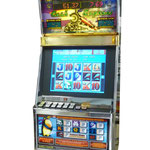 Aristocrat MK5 Cash Express Pinguin Pays