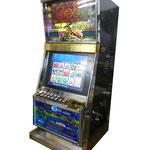 Aristocrat MK6 Cash Express Dolphine Treasure