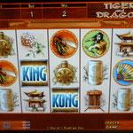 Atronic KKC Tiger & Dragon screenshot
