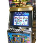 Aristocrat MK5 Cash Express Dolphine Treasure
