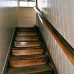 Treppe Stellwerk