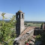 le clocher de la chapelle St Félix au vieux village