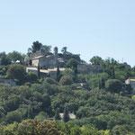 vue est du vieux village