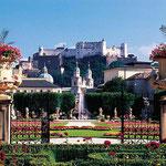 Eine Ausflugsfahrt nach Salzburg ist in der SAMO KArte enthalten