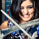 "Roberta Camilli, vincitrice del Contest ""Selfie4Portrait""."