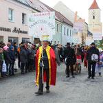 800 Jahre Thanstein - als Märchengruppe getarnt, bekam so mancher sein Fett weg :)