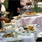 Gasthof Aue Catering: Greifen Sie zu - die Auswahl ist köstlich