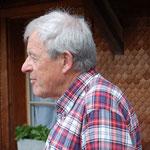 Robert Sauter, Projektleiter Ausstellung und Vorstand Verein Natur- und Heimatschutz