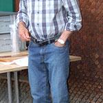 Peter Fankhauser, Präsident Verein  Natur- und Heimatschutz Schwarzenburgerland
