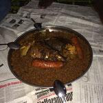 セネガルの代表料理 チェブジェン