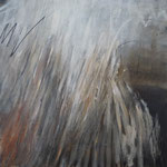 Mischtechnik auf Leinwand, 100 x 100 cm