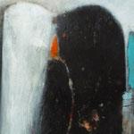 Mischtechnik auf Leinwand, 70 x 100 cm