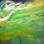 Acryl auf Leinwand, 70 x 80 cm