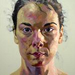 Ulla, 180 x 120 cm, acrylic on canvas